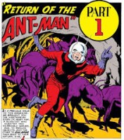 AntMan50YearsandBeyondPartOne Photo